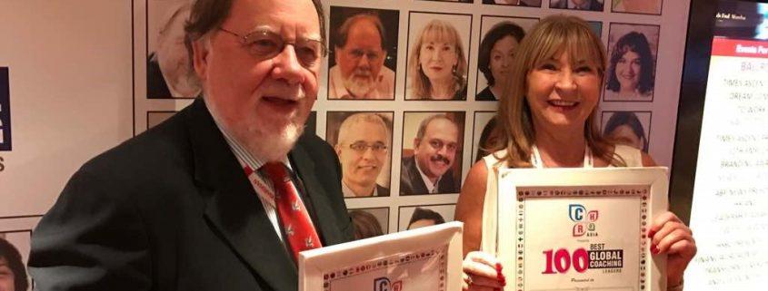 100 Best Global Coaching Leaders Award for Paula King