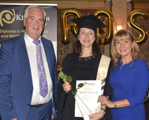 Graduate Linda Donnelly