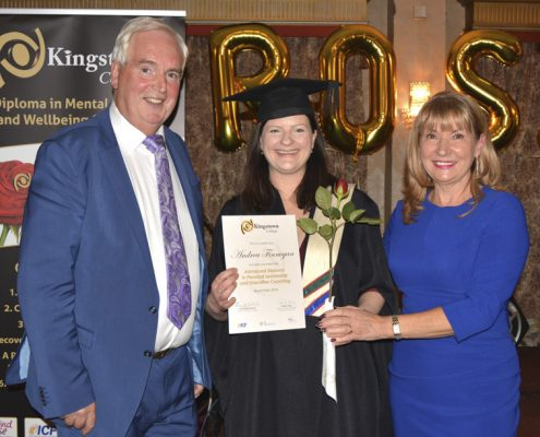 Graduate Andrea Finnegan