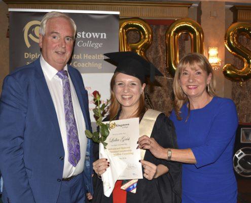 Graduate Lidia Grisi