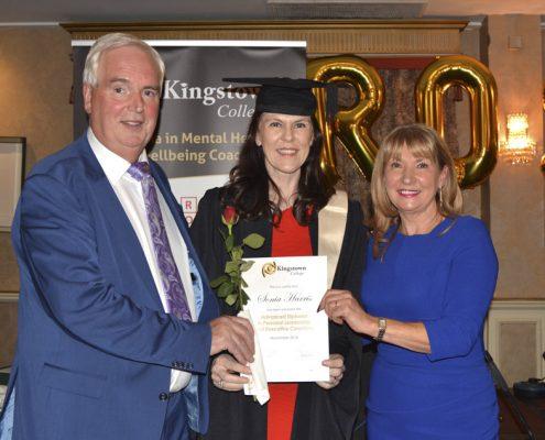 Graduate Sonia Harris