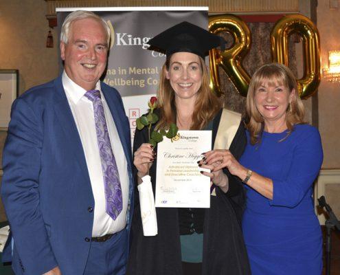 Graduate Christine Higgins
