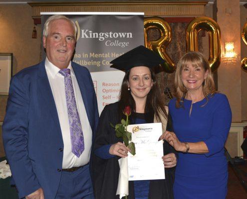 Graduate Sara McGeough