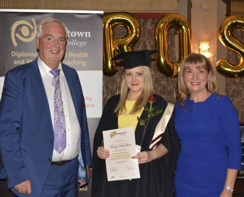 Graduate Mary Bracken