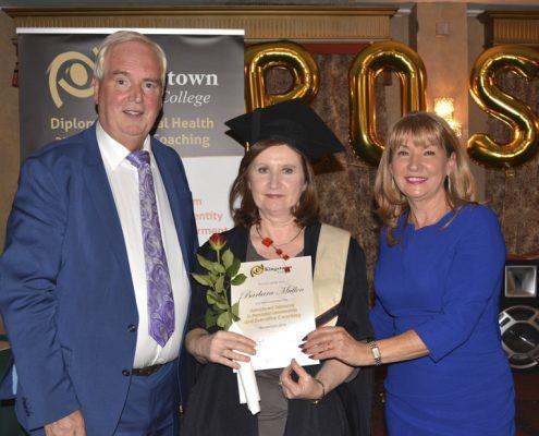 Graduate Barbara Mullen