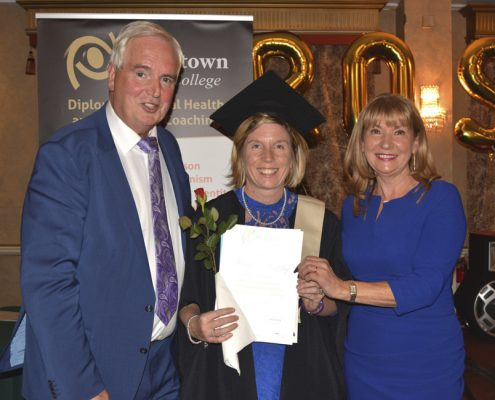 Graduate Niamh Murphy