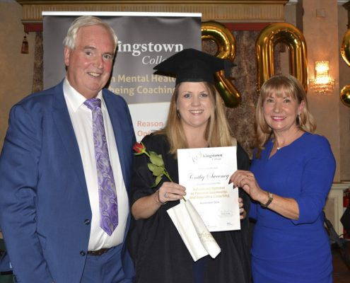 Graduate Cathy Sweeny