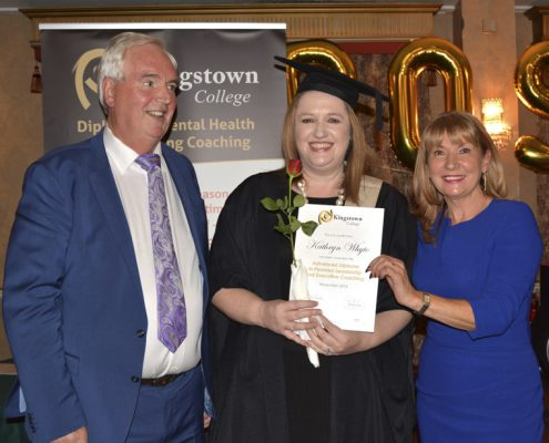 Graduate Kathryn White