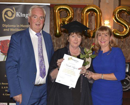 Graduate Niamh Byrne