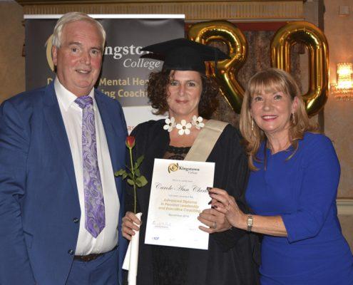 Graduate Carole Ann Clarke